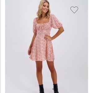 Mint Vanilla Deja Dress